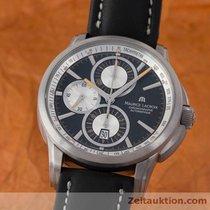 Maurice Lacroix Pontos Chronograph Automatik Titan Pt6188