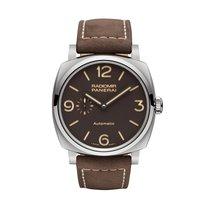 Panerai Radiomir 1940 3 Days Automatic Titanio  Mens Watch...