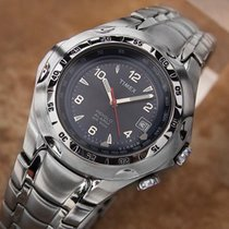 Timex Indiglo Tachymeter With Inner Bezel Men's Japanese...