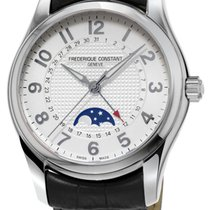 Frederique Constant Runabout Moonphase Mens Watch Limited...