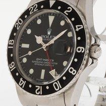 勞力士 (Rolex) Oyster Perpetual GMT-Master Vintage Stahl Ref.16750