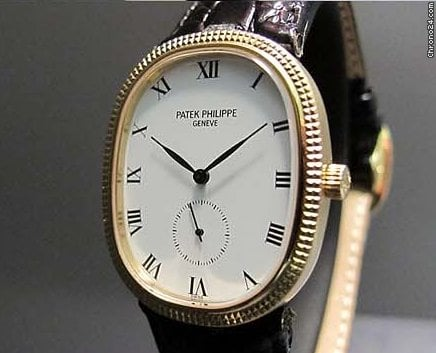 Patek Philippe ELLIPSE Ref. 3987