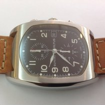 Glycine Altus chronograph and steel ref.GR 3810102