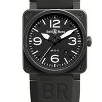 Bell & Ross BR0392-CARBON