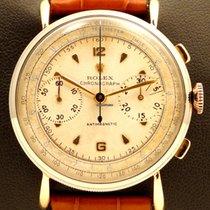 "Rolex Chronograph Antimagnetique ""Coin-Edge"", made..."