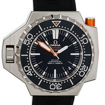 Omega Seamaster Ploprof 1200m Co-Axial Stahl Automatik...