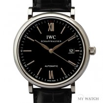 IWC Portofino Black dial IW356502 (NEW)