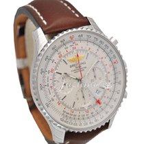 Breitling AB044121|G783|443X|A20BA.1 NAVITIMER GMT 48MM...