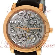 Harry Winston Midnight Ultra Thin, Skeleton Dial - Rose Gold...