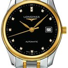 Longines Master Automatic 36mm Midsize Watch