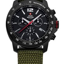 Swiss Military SM34033.07 Chronograph 10 ATM, 42 mm