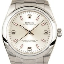 Rolex Oyster Perpetual 31 Ladies Midsize 177200-SLVPSAO 31mm...