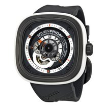 Sevenfriday Men's P3-03 Industrial Engines Watch