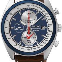 Seiko Classic SNDF95P1 Herrenchronograph Klassisch schlicht