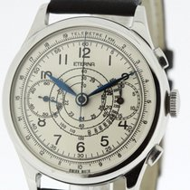 Eterna Vintage Chronograph Cal. Valjoux 22 from 1938 SERVICED...