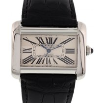 Cartier Large Size Cartier Tank Divan Stainless Steel Automati...