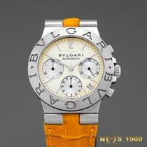 Bulgari Diagono CH35S  Chronograph Automatic BOX
