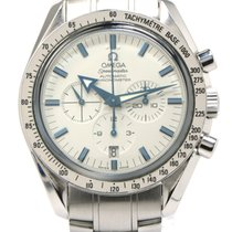 Omega Speedmaster 3551.20 Broad Arrow Automatic 42mm Steel...