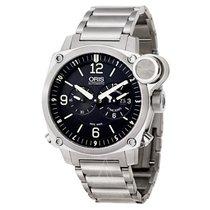 Oris Men's BC4 Flight Timer Watch