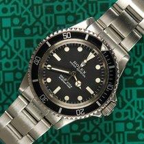 Rolex Submariner 5513 plexi 1970