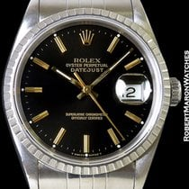 Rolex 16220 Datejust Steel Box & Papers