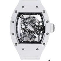 Richard Mille RM055 White Bubba Watson