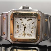 Cartier Santos Galbee 2319 29mm Clean 18kt Stainless