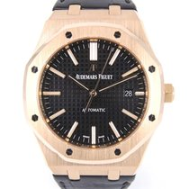 Audemars Piguet Royal Oak 41mm Rose Gold 15400 OR Full Set