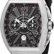 Franck Muller Vanguard Automatic Chronograph V 45 CC DT TT BR NR