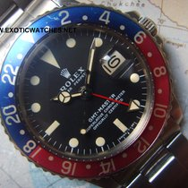 Rolex 1970 BEAUTIFUL & 100% ORIGINAL PEPSI MKII ROLEX GMT...