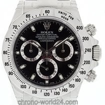 Rolex Daytona Ref. 116520 unworn 2015/01 Box / Papers NOS