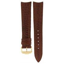 Baume & Mercier Brown Crocodile Leather Strap 19mm/16mm