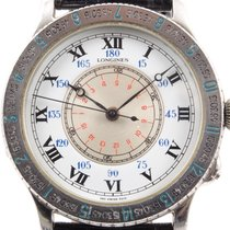 Longines Lindbergh Hour Angle Stundenwinkel Uhr