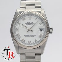 Rolex Datejust Midsize Gold Bezel, withPapers