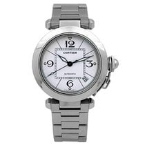 Cartier Pre-owned Cartier Pasha Stainless Steel Watch....