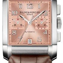 Baume & Mercier MOA10031 Hampton Classic Chronograph in...