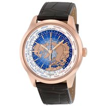 Jaeger-LeCoultre Geophysic Universal Time 18kt Pink Gold Mens...