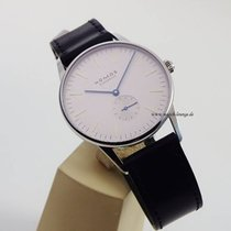 Nomos Orion 38 Stahlboden  unworn box and papers
