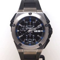 "IWC ""ingenieur"" Double Chronograph Rattrapante..."