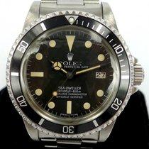 """Rolex Sea-Dweller """"Great White"""" Ref 1665"""