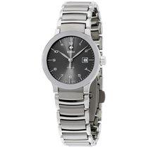 Rado Centrix Automatic Grey Dial Stainless Steel Ladies Watch...