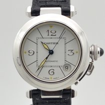 Cartier Pasha 18kt White gold