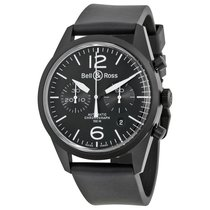 Bell & Ross Vintage Original Automatic Chronograph Black...