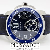Cartier Calibre De Cartier Diver Blue Dial WSCA0010