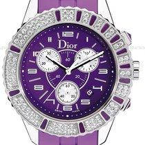 Dior Christal Chronograph CD11431JR001