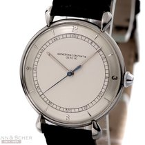 Vacheron Constantin Vintage Gentlemen Watch Stainless Steel...