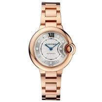 Cartier Ballon Bleu Automatic Ladies Watch Ref WE902062