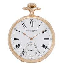 Patek Philippe Tasca Gondolo Chronometro In Oro Giallo 18kt