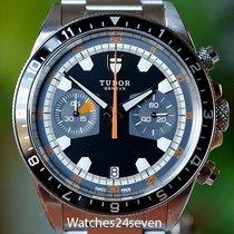 Tudor Heritage Chronograph Monte Carlo Black Dial