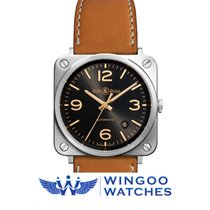 Bell & Ross BR S Automatic 39mm Midsize Watch Ref....